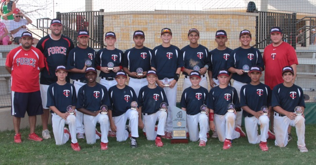 Texas Nationals Force Team Photo